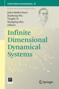 Infinite Dimensional Dynamical Systems