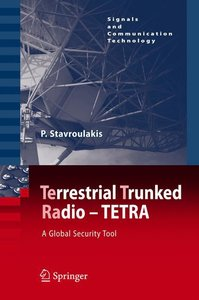 TErrestrial Trunked RAdio - TETRA