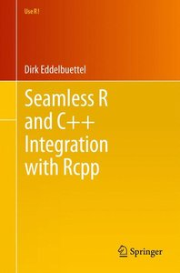 Seamless R and C++ Integration with Rcpp