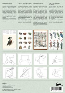 Papercraft Book Natural History