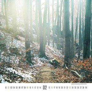 Träumerische Landschaften 2020 30x30 cm