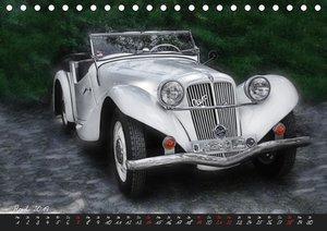 Alte Schätzchen II (Tischkalender 2019 DIN A5 quer)