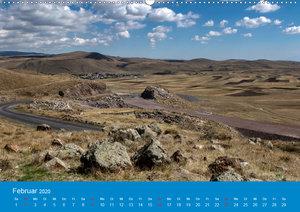 Unbekanntes Armenien (Wandkalender 2020 DIN A2 quer)