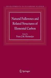 Natural Fullerenes and Related Structures of Elemental Carbon