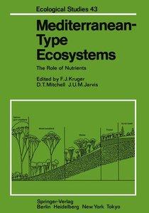 Mediterranean-Type Ecosystems