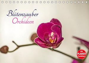 Blütenzauber Orchideen (Tischkalender 2019 DIN A5 quer)