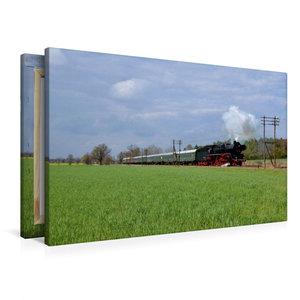 Premium Textil-Leinwand 90 cm x 60 cm quer 03 2155-4 mit einem S