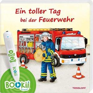BOOKii® Ein toller Tag bei der Feuerwehr