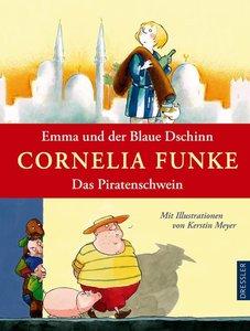 Emma und der Blaue Dschinn. Das Piratenschwein (Doppelband)