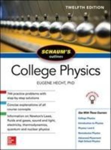 Schaum\'s Outline of College Physics