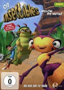 (2)DVD z.TV-Serie-Willow/Die Mutige