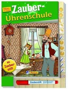 Pettersson und Findus. Zauber-Uhrenschule