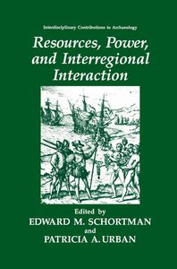 Resources, Power, and Interregional Interaction