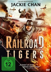 Railroad Tigers, 1 DVD