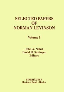Selected Works of Norman Levinson