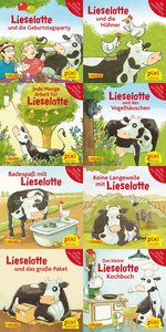 Pixi-Box 251: Lieselotte (8x8 Exemplare)