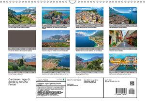 Gardasee - lago di Garda by Sascha Ferrari (Wandkalender 2019 DI