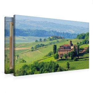 Premium Textil-Leinwand 75 cm x 50 cm quer Castello di La Volta