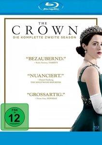 The Crown. Staffel.2, 1 Blu-ray