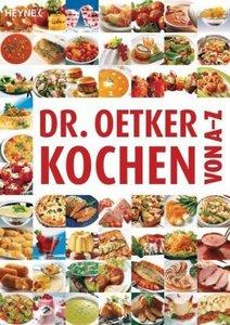 Dr. Oetker: Kochen von A-Z