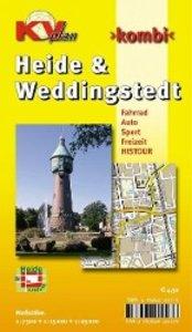 Heide / Heide-Land /Weddingstedt 1 : 25 000