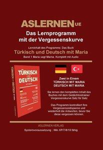 Türkisch und Deutsch mit Maria, CD-ROM