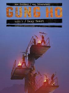 Gung Ho Comicband 3 Vorzugsausgabe