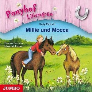 Ponyhof Liliengrün 10. Millie und Mocca