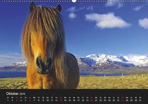 Island - Zauber des Nordens (Wandkalender 2019 DIN A2 quer)