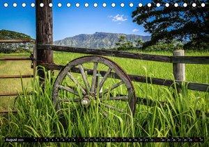 Wandern auf Hawaii - Berge im Pazifik (Tischkalender 2020 DIN A5
