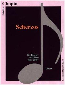 Chopin, Scherzos