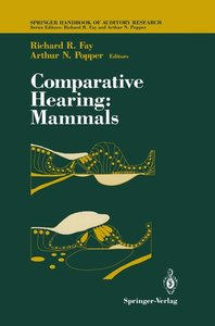 Comparative Hearing: Mammals
