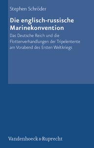 Die englisch-russische Marinekonvention