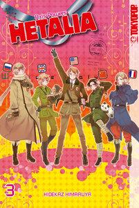 Hetalia - Axis Powers 03