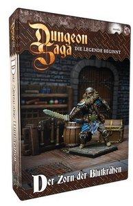 Asmodee PROD0049 - Dungeon Saga Promo, Die Legende beginnt, Der