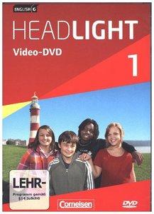 English G Headlight 01: 5. Schuljahr. Video-DVD