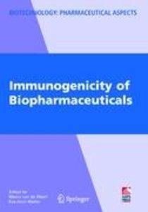 Immunogenicity of Biopharmaceuticals
