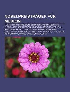 Nobelpreisträger für Medizin