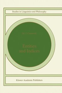 Entities and Indices