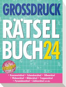 Großdruck-Rätselbuch 24