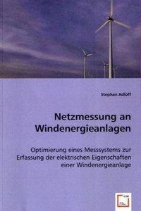 Netzmessung an Windenergieanlagen