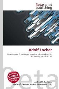 Adolf Locher