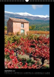 Provence intime (Calendrier mural 2015 DIN A3 vertical)