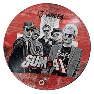 13 Voices (Limited Picture Disc Vinyl-Switzerland)