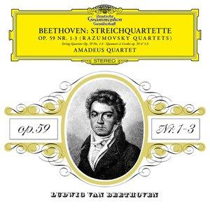 Die Rasumovsky-Quartette,op.59 1-3