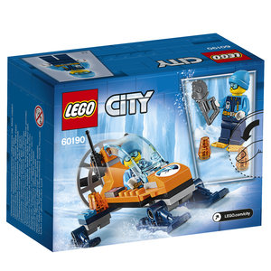 LEGO City 60190 Pool Ijsglider