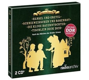 Märchenhörspiele nach den Brüdern Grimm - Box 1