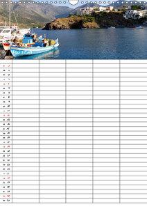 Kreta Griechenland (Wandkalender 2019 DIN A3 hoch)