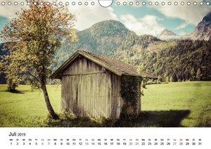 Salzburger Saalachtal - unterwegs im Pinzgau (Wandkalender 2019