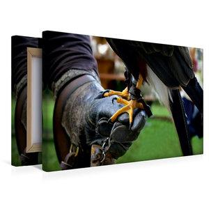 Premium Textil-Leinwand 45 cm x 30 cm quer Gegenseitiges Vertrau